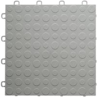 "BlockTile Modular Interlocking Garage Floor Tiles, Set of 30 (12"" x 12"" each)"