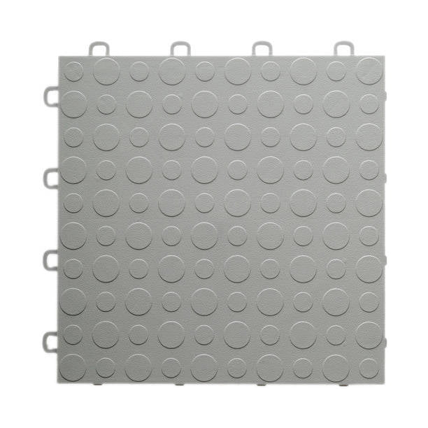 Blocktile Modular Interlocking Garage Floor Tiles Set Of 30 12 X 12 Each Walmart Com Walmart Com