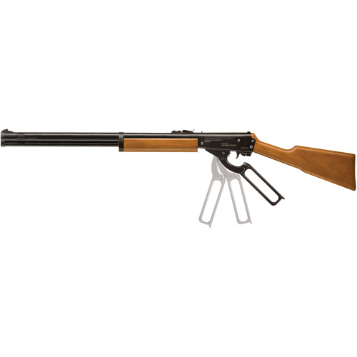 Crosman 177 Caliber Sheridan Cowboy Single Shot Lever Action BB Air Rifle SHRDN350 by Crosman