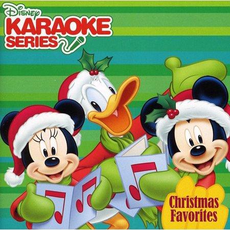 Karaoke Christmas Songs.Disney Karaoke Series Christmas Favorites Cd
