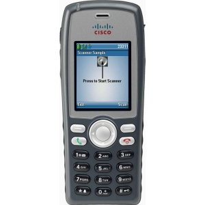 Cisco Unified Wireless IP Phone 7926G (Battery Power Supply Not Included) by Cisco