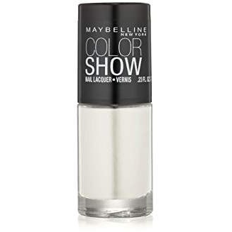 Maybelline New York Color Show Nail Lacquer  Porcelain Party  0.23 Fluid Ounce (Pack of 2)