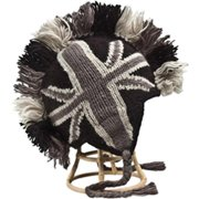 Nirvanna Designs CH82B Black British Mohawk with Fleece
