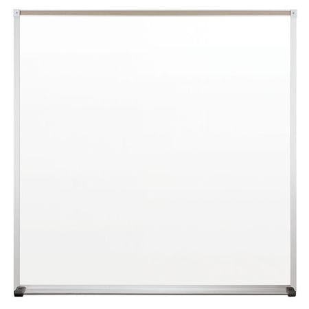 Balt Mobile Reversible Board - BALT DryEraseBoard,Magnetic,Porcelain,48