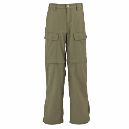 Msr Youth Axxis Pants - White Sierra Youth Trail Convertible Pants
