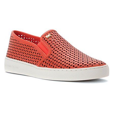 5a778083 MICHAEL Michael Kors Women's Olivia Perforated Leather Sneaker Slip-on