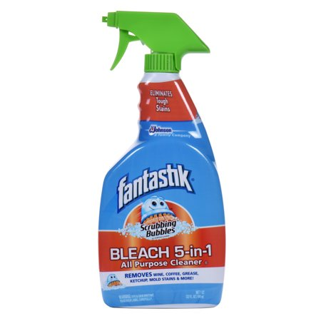 Image result for Fantastik scrubbing bubbles