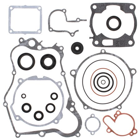 New Winderosa Gasket Kit With Oil Seals for Yamaha YZ125