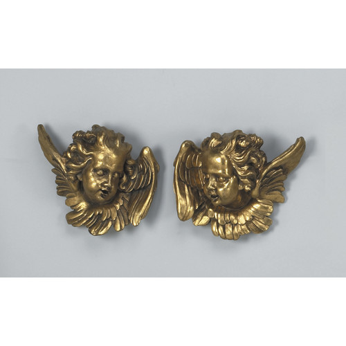 AA Importing 2 Piece Angel Faces Wall D cor Set by AA Importing