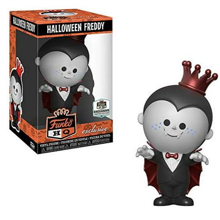Funko Halloween Freddy Vinyl Figure HQ Exclusive](Pop Surrealism Halloween)