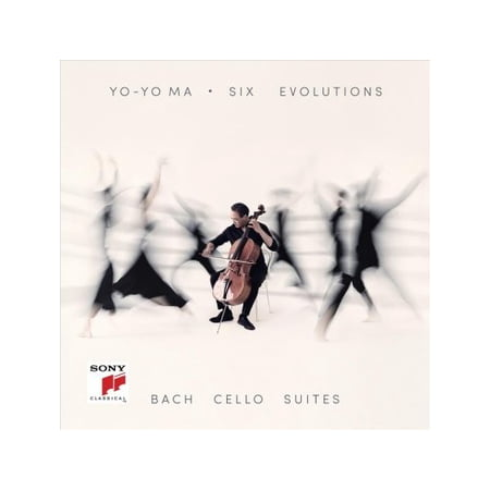 Classical Conductor - Six Evolutions - Bach: Cello Suites (CD)