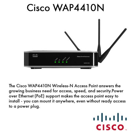 Cisco Access Point - Initial IP Configuration (WAP4410N ...