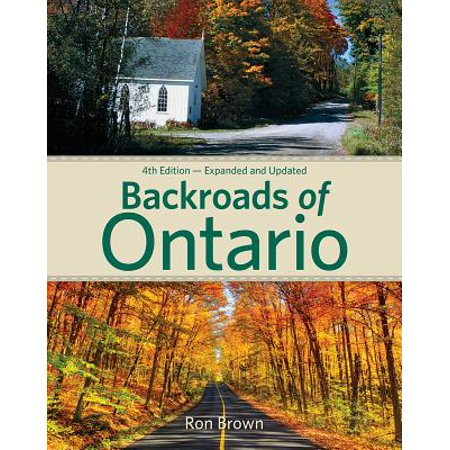 Backroads of Ontario - Paperback (Fish Of Ontario)