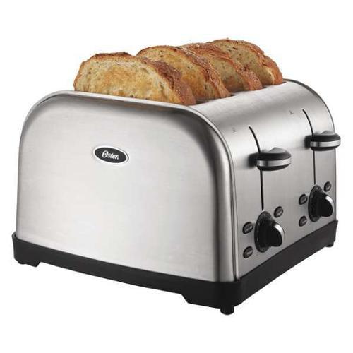 Tostadora 12-45/64 Pop-Up Toaster, Silver ,Oster, TSSTTRWF4S-NP + Oster en VeoyCompro.net