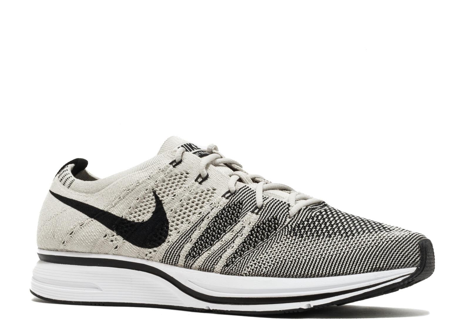571162a52bda Nike - Men - Nike Flyknit Trainer  Pale Grey  - Ah8396-001 - Size 15