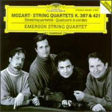 Mozart Oboe Quartet (Mozart: String Quartets K.387 & 421)
