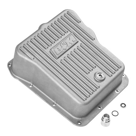 B&M 70390 Automatic Transmission Oil Pan (727 Transmission Pan)