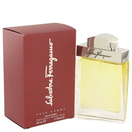 SALVATORE FERRAGAMO by Salvatore Ferragamo Eau De Toilette Spray 1.7 oz for Men SALVATORE FERRAGAMO by Salvatore Ferragamo Eau De Toilette Spray 1.7 oz for Men