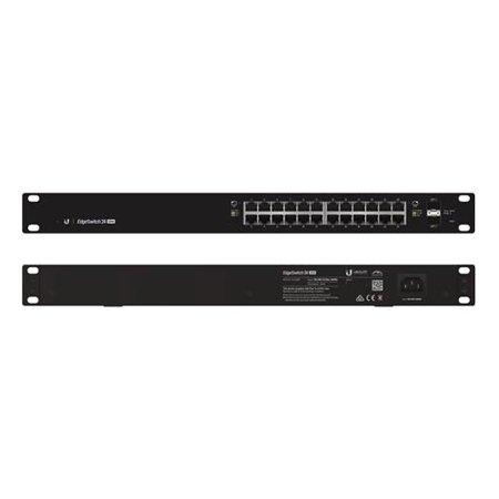 50W Edgeswitch 24 (250W),SFP Ports,26GBPS,ra (250w Electronic Transformer)