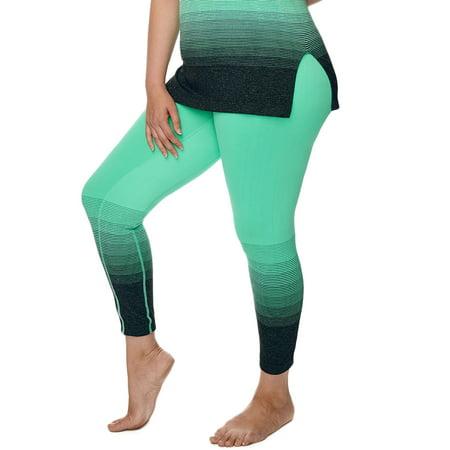 3456acdf25c09 Under Control - Women s Plus Size Active Control Waistband Yoga ...