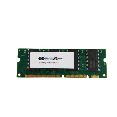 64Mb Memory Ram Compatible Hp Laserjet 4000, 4050, 2200, 1300, 5000 By CMS - 64 64mb Memory Module