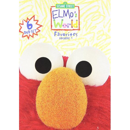 Best Of Elmos World Collection [dvd/6 Disc] (Warner Home Video)