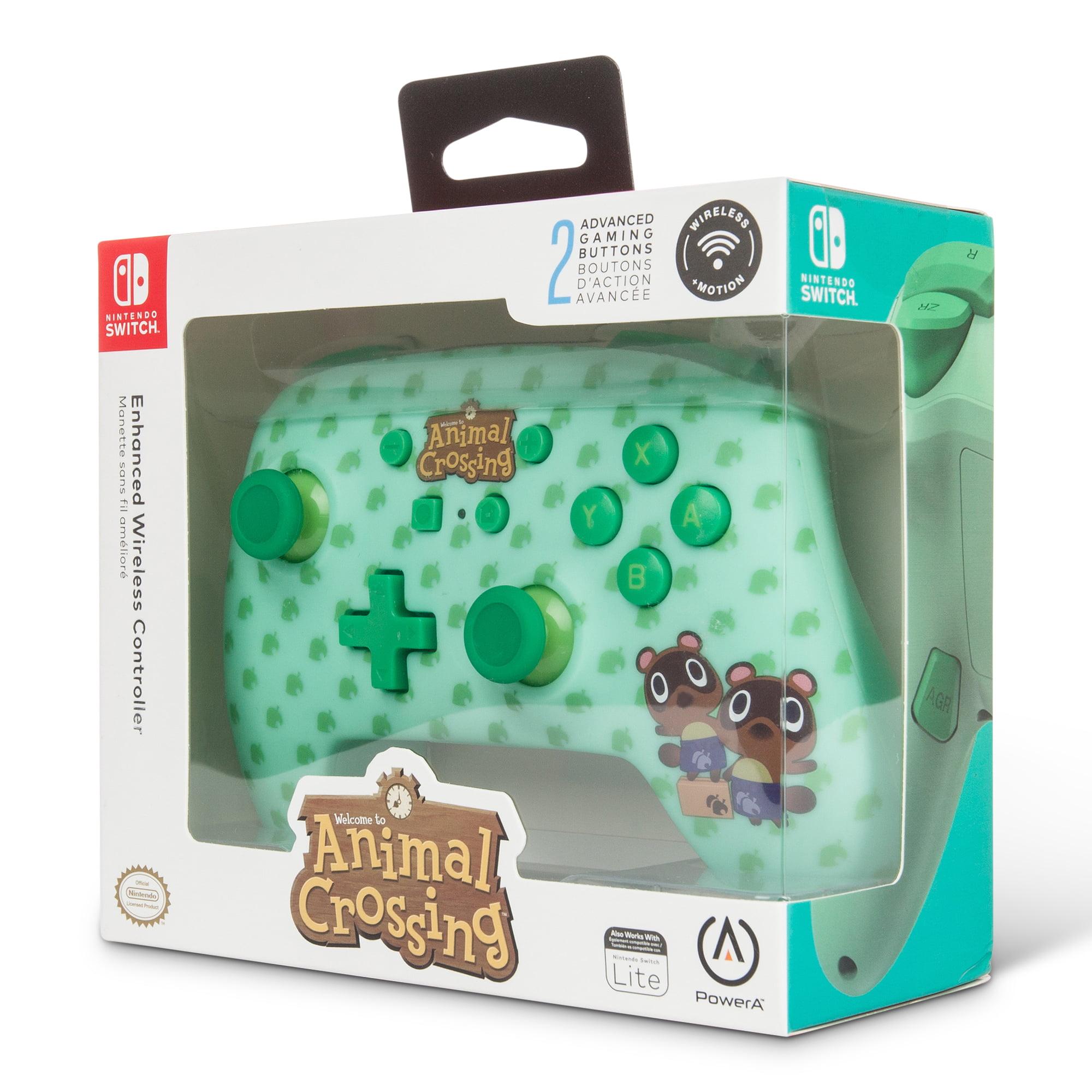 nintendo switch controller animal crossing