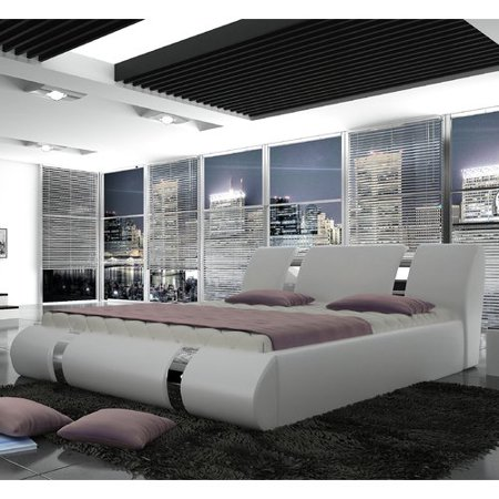 buy popular 48f53 c03e1 Orren Ellis Duke European Kingsize Storage Platform Bed with ...