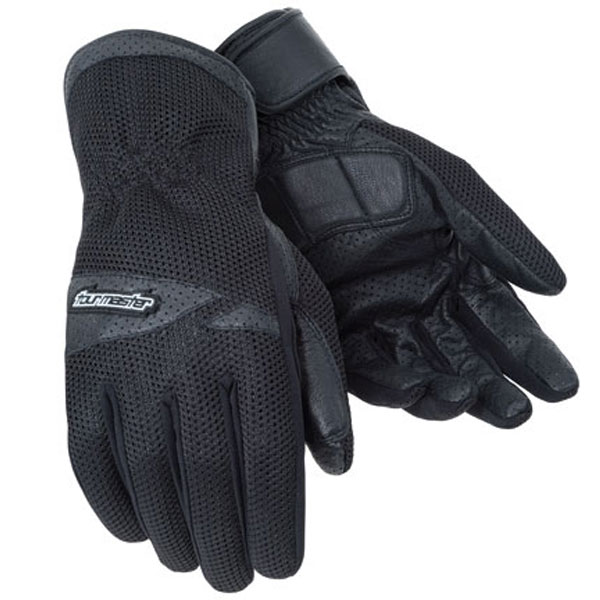 Tourmaster Dri-Mesh Gloves Black