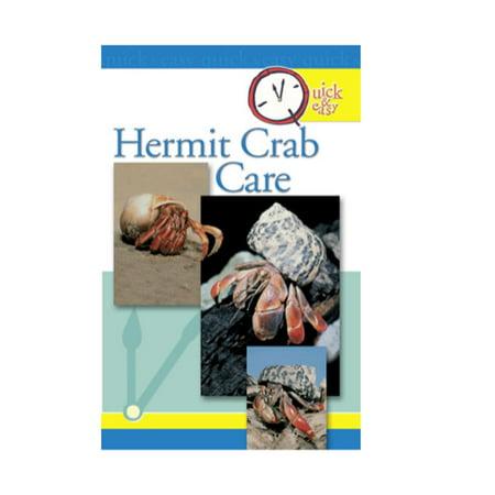 Quick & Easy Hermit Crab Care - eBook - Halloween Hermit Crab Care