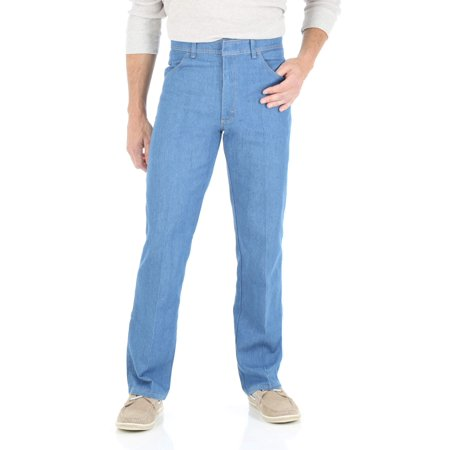 Hero   Mens Stretch Jeans With Flex Fit Waist
