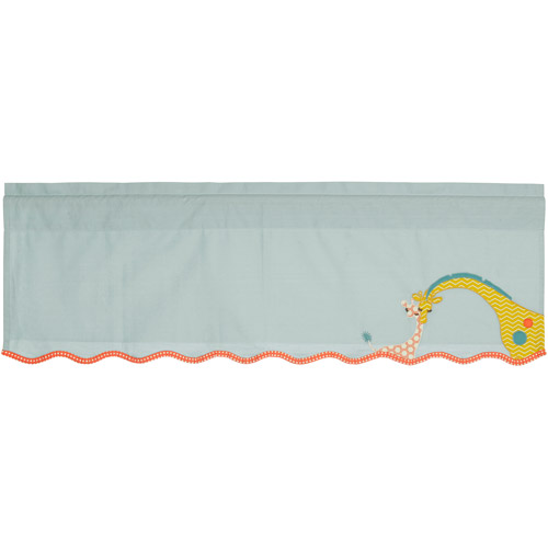 MiGi by Bananafish Little Circus Window Valance by Baby Boom