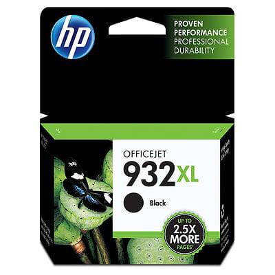 HP 932XL High Yield Black Original Ink Cartridge (Hp 932xl Black Officejet Ink Cartridge Price)