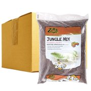 Zilla Jungle Mix Litter Bulk - 72 Quart - (3 x 24 Quart)
