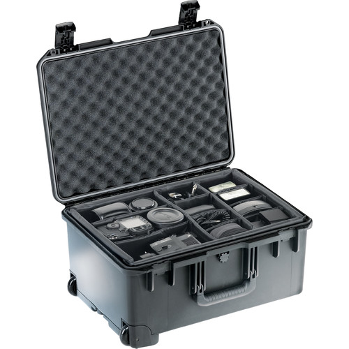 Pelican Storm Shipping Case without Foam: 16'' x 21.2'' x 10.6''