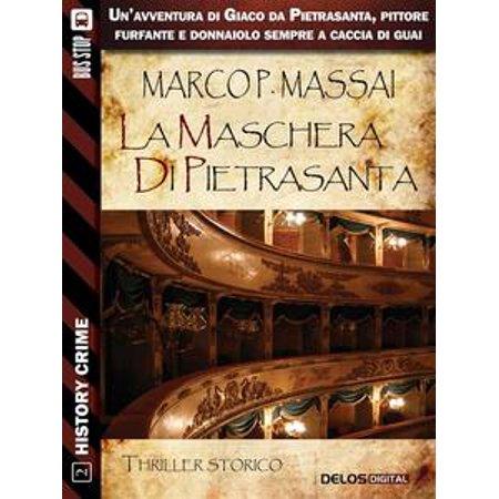 La maschera di Pietrasanta - - La Maschera Di Halloween