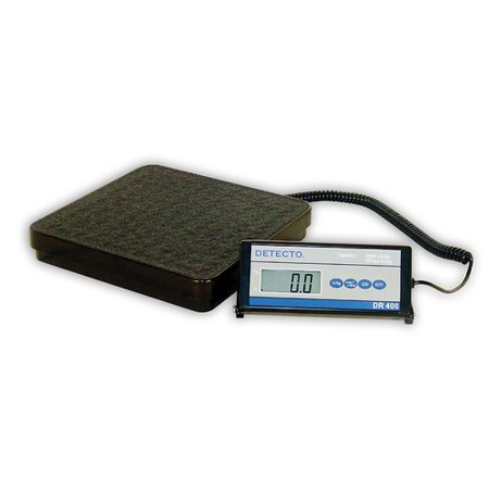 Detecto Detecto General Purpose Portable Scale DR400C