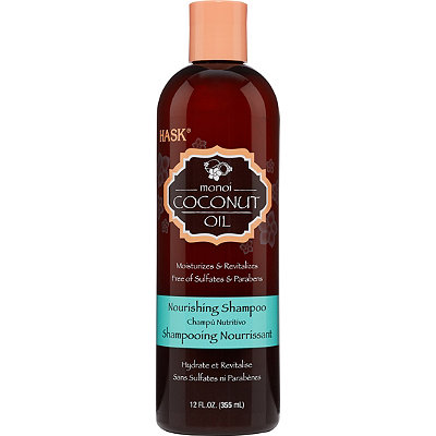 Hask Monoi Oil Nourishing Shampoo 12.0 fl oz(pack of 12)