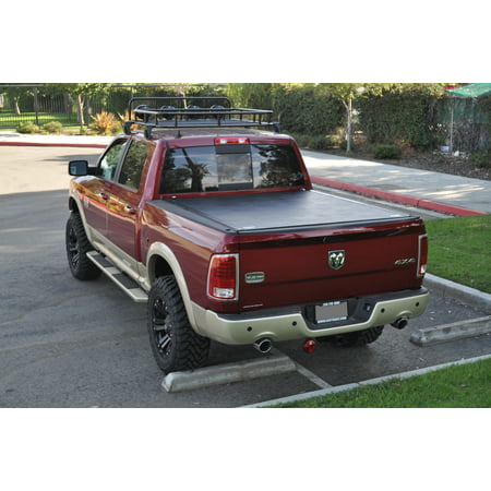 Hard Roll Up Tonneau Cover >> Bak Industries 39311 Tonneau Cover Revolver X2 Hard Roll Up Lockable Using Tailgate Handle Lock Black Aluminum Vinyl Can Be Used With Bak Tool Box
