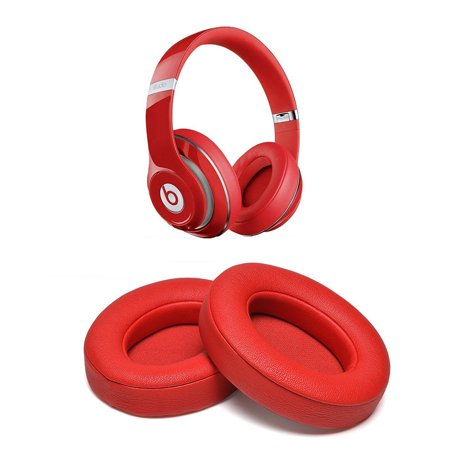 Ear Headphones Replacement Earpads Foam Ear Pad Cushion for Beats Studio 2.0/3.0 Wired and Wireless Ear -