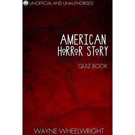 American Horror Story - Murder House Quiz Book - eBook](Halloween Horror Nights Quiz)
