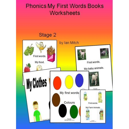 Halloween Making Words Worksheets (Phonics My First Words Books Worksheets -)