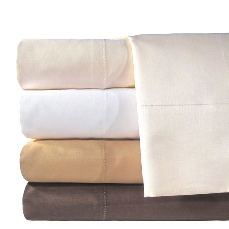 800 Sateen Egyptian Cotton - Veratex, Inc. Supreme Sateen 800-Thread Count Solid Egyptian Cotton Deep Pocket Bedding Sheet Set