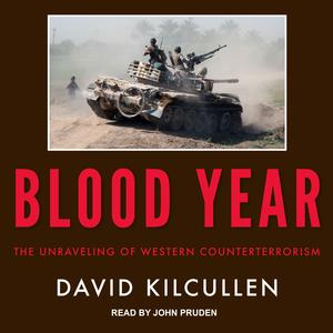 Blood Year - Audiobook
