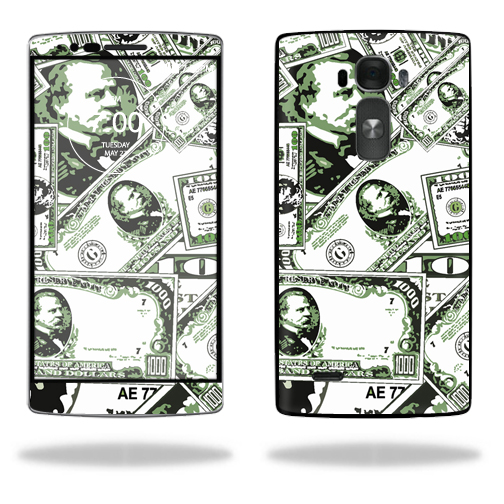 MightySkins Protective Vinyl Skin Decal for LG G Flex 2 wrap cover sticker skins Phat Cash