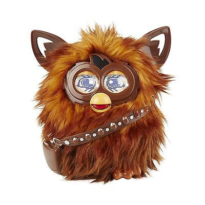 Offering Star Wars Episode VII The Force Awakens Furby Toy Chewbacca Furbacca -- New [Istilo237554] by GSS