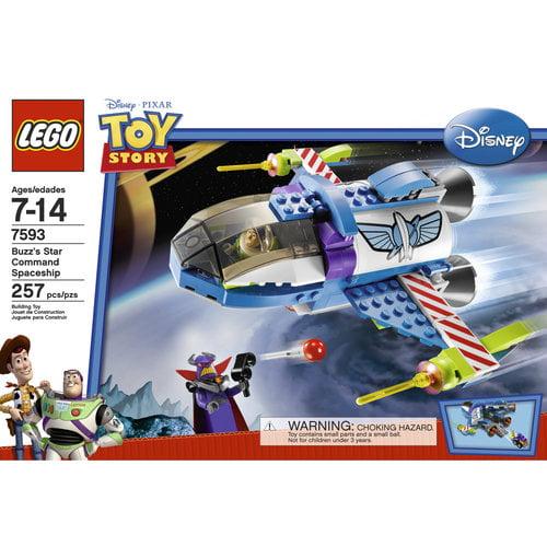 Lego Disney Toy Story Buzz's Star Command Spaceship by LEGO Systems, Inc.