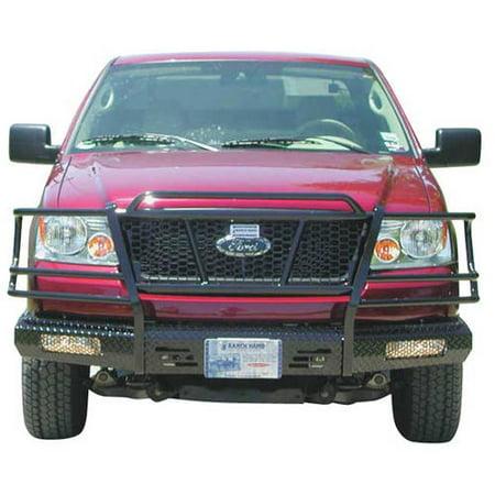 05 F150 Bumper >> Ranch Hand Fsf04hbl1 04 05 Ford F150 Summit Front Bumper
