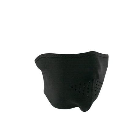 Half Mask Neoprene Black