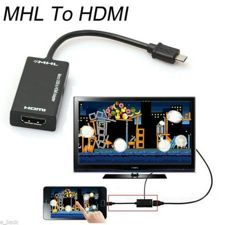 Mini Micro USB 2.0 MHL To HDMI Cable HD 1080P For Samsung Galaxy S7 Smartphone Usb 2.0 Micro Vault